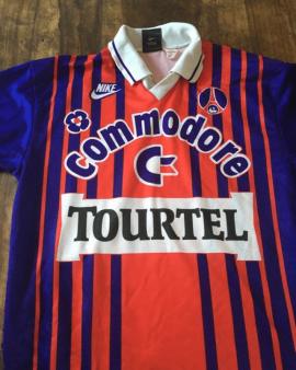 Maillot PSG Domicile 1993-1994
