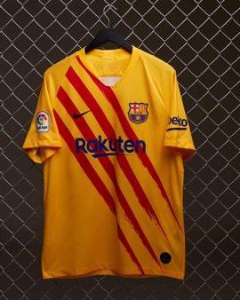 4ème maillot Fc Barcelone— MESSI 10