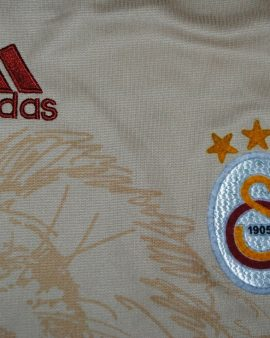 Galatasaray – 2010/2011 – Taille L
