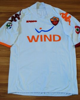 AS ROMA away 2008-2009 – KAPPA – Serie A – Riise #17 – Taille XL
