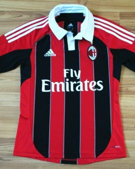 AC Milan 2012/2013 Home – Taille S