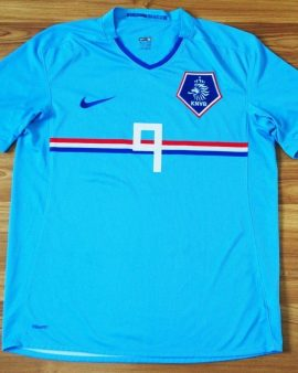 Pays-bas 2008 – Van Nistelrooy #9 Taille M