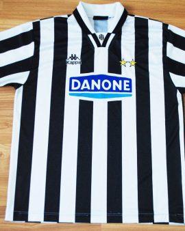 Juventus Italie 1994/1995 Home – Taille L