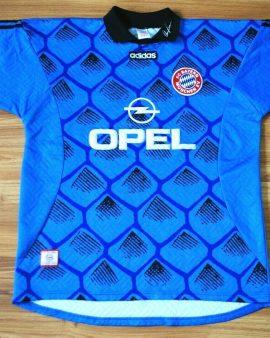 Bayern Munich gardien football shirt 1995-1996-1997 – Taille XL
