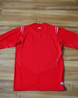 Angleterre 2004-2005-2006 away – Taille S Manches longues