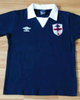 England Équipe Nationale ARGENTINE 1-0 1966 Retro Replica – Taille S