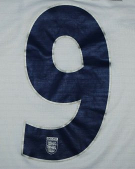 England 2005-2007 Home – #9 ROONEY – Taille S