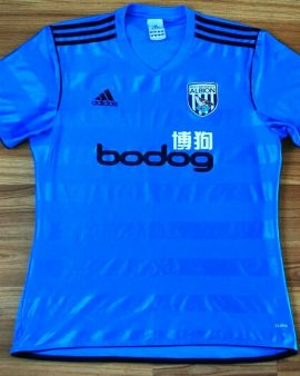 West Bromwich Albion Fc – 2011-2012 third rare – Taille M