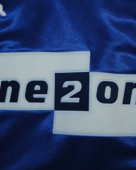 Everton Home 2000-2001-2002 – Taille XL