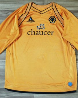 Wolverhampton Wanderers – Manches Longues 2006 2007 2008 – Taille S