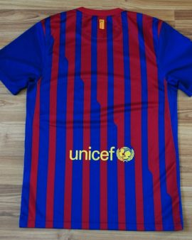FC Barcelone 2011/2012 – Taille S