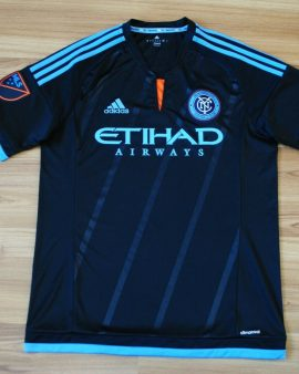 New York City FC MLS – 2015-2016 away – Taille M