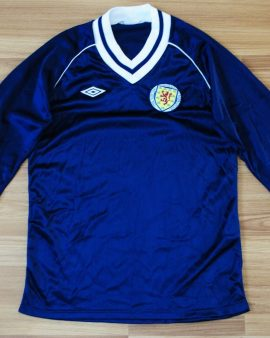 Ecosse 1982/1985 – Taille S – Manches longues
