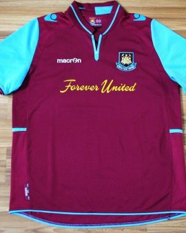 West Ham United 2012/2013 – Taille S