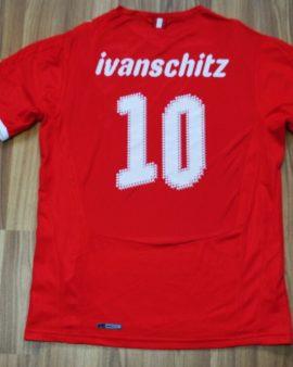 Autriche – 2008/2009 Andreas Ivanschitz – Taille S