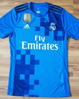 Real Madrid Espagne 2017/2018 – Taille S