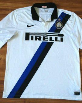 Inter Milan – 2011/2012 AWAY – #10 SCHNEIDER – Taille L