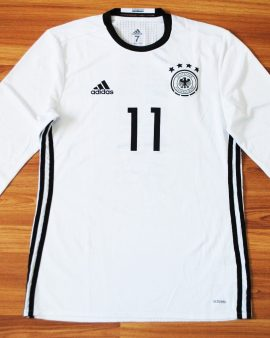Allemagne – #11 ADIZERO PRO – 2016/2017 – Manches longues – Taille M