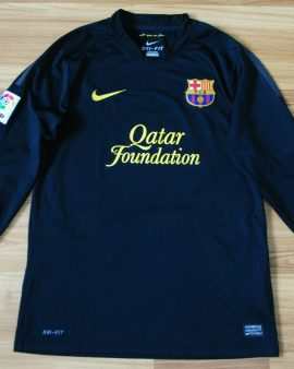 FC Barcelone – 2011/2012 – Taille M Manches longues