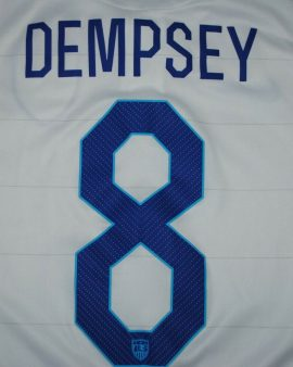 USA – 2014/2015 – #8 DEMPSEY – Taille M