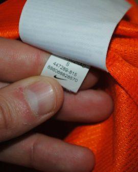 Holland – 2012/2014 – Taille S – #3 DE JONG