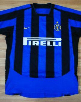 Inter Milan – 2003/2004 – Taille L