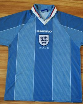 Angleterre – 1995/1996 – AWAY Taille L