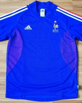 FRANCE – 2002/2004 HOME – TAILLE S