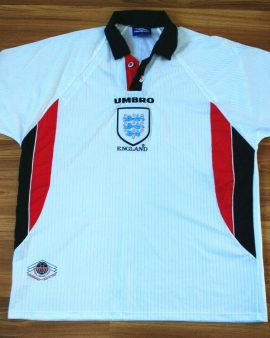 Angeleterre / England Équipe Nationale 1997/98/99 – Taille XL