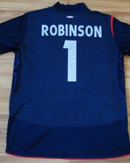 Angleterre gardien football shirt 2005 2006 2007 – Paul Robinson