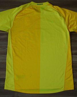 Très rare Juventus Italie Jersey 2006/2007 gardien ère jaune Buffon