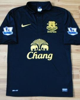 EVERTON ENGLAND 2012/2013 away – Taille S