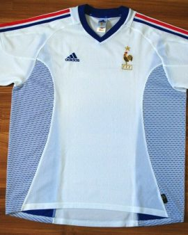 FRANCE – 2002/2004 AWAY – TAILLE XL