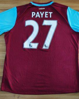 West Ham United 2015-2016 – Payet #27 – Taille XXL