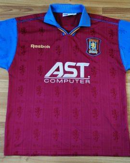 ASTON VILLA ENGLAND 1995-1997 – Taille M