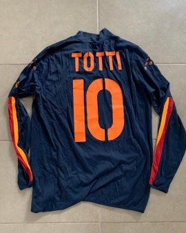 AS ROMA – #10 Francesco TOTTI – Stock PRO – Taille M/L