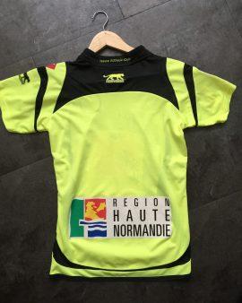 Maillot signé Hac havre athletic club extérieur 2008-2009