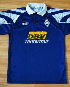 Werder Brême 1995-1996 Taille S