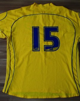 Southampton 2007/2008 XL
