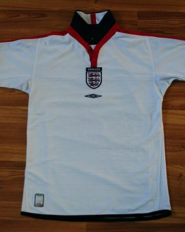 Angleterre – 2003-2005 Double face – S