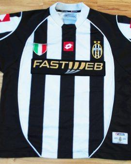 Juventus – 2002/2003 – #10 DEL PIERO Taille M