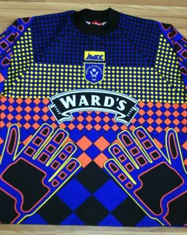 Sheffield United – 1996/1997 – Goalkeeper Taille L
