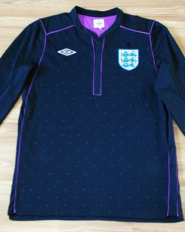 Angleterre England – 2010/2011 – Goalkeeper – Taille L