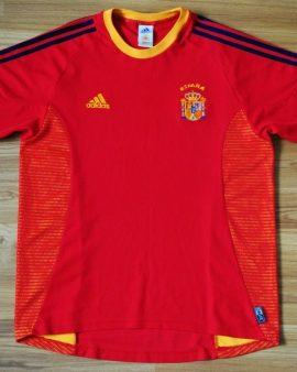 Espagne 2002-2004