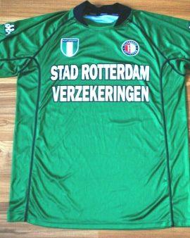 Feyenoord Rotterdam 2002-2003 away – Taille XL