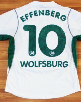 VFL Wolfsburg – 2002-2003 Stefan EFFENBERG signé – Taille M