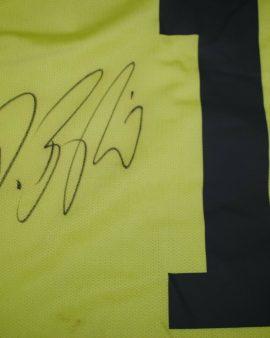 Suisse / Switzerland – Goalkeeper – #1 DIEGO BENAGLIO MATCH WORN – EURO 2012 Taille XL