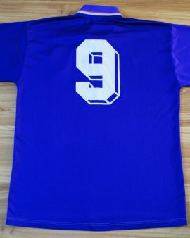 Fiorentina COLLECTOR – 1995/1997 – #9 Taille L/XL