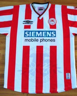 Olympiakos – 2000/2001 – Taille XL