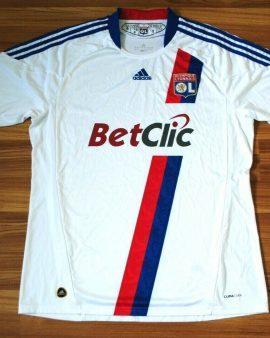 Olympique Lyonnais – 2010/2011 – Taille XL
